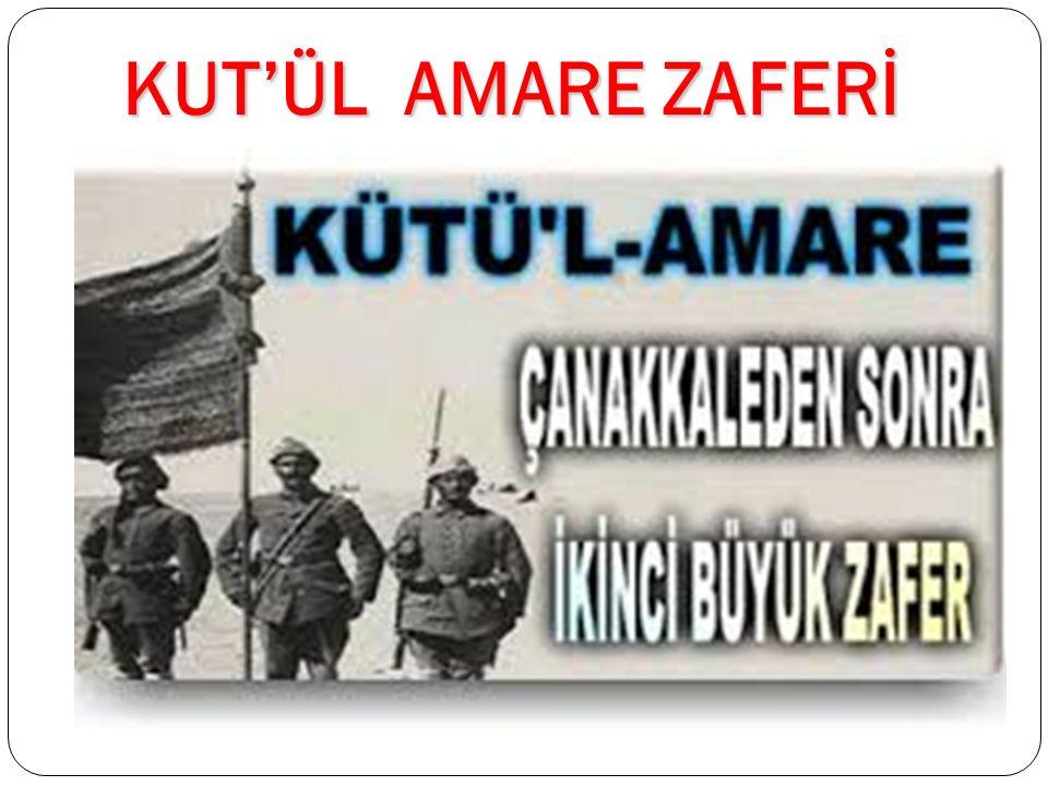 KUT'ÜL AMARE ZAFERİ