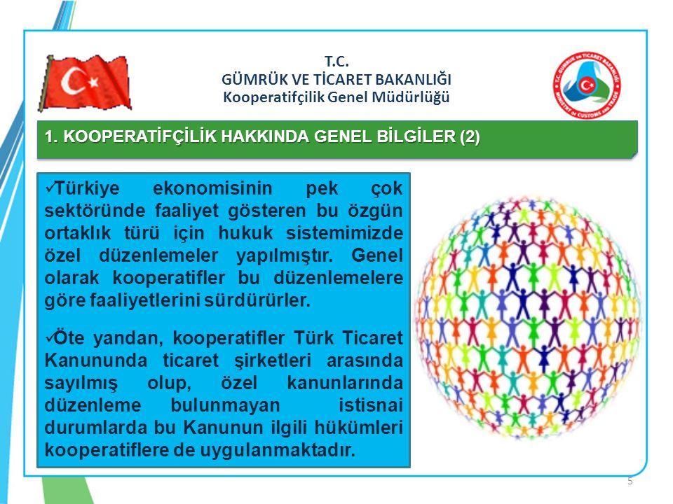 Türkiye ekonomisinin pek çok sektöründe faaliyet gösteren bu özgün ortaklık türü için hukuk sistemimizde özel düzenlemeler yapılmıştır. Genel olarak k