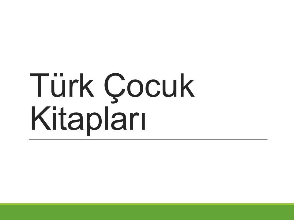 Türk Çocuk Kitapları