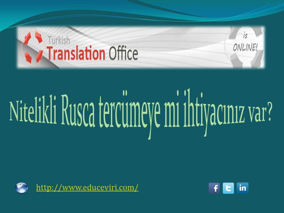 İş ortaklarınızla uzun ve sağlıklı ilişkiler kurmak istiyorsanız günümüzdeki ihtiyaç tercüme hizmetleri ihtiyacıdır.