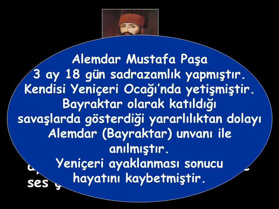 - Osmanlı Devleti, âyanların varlığını resmen tanımıştır. - Padişah, ilk defa kendi otoritesi dışında bir gücü kabul etmiştir. - İlk defa padişahın ye