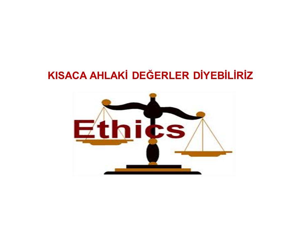 ETİK LİDERLİK Etik liderlik, etik ilkelere öncelikle sahip olmaya dayalı liderlik yaklaşımıdır.
