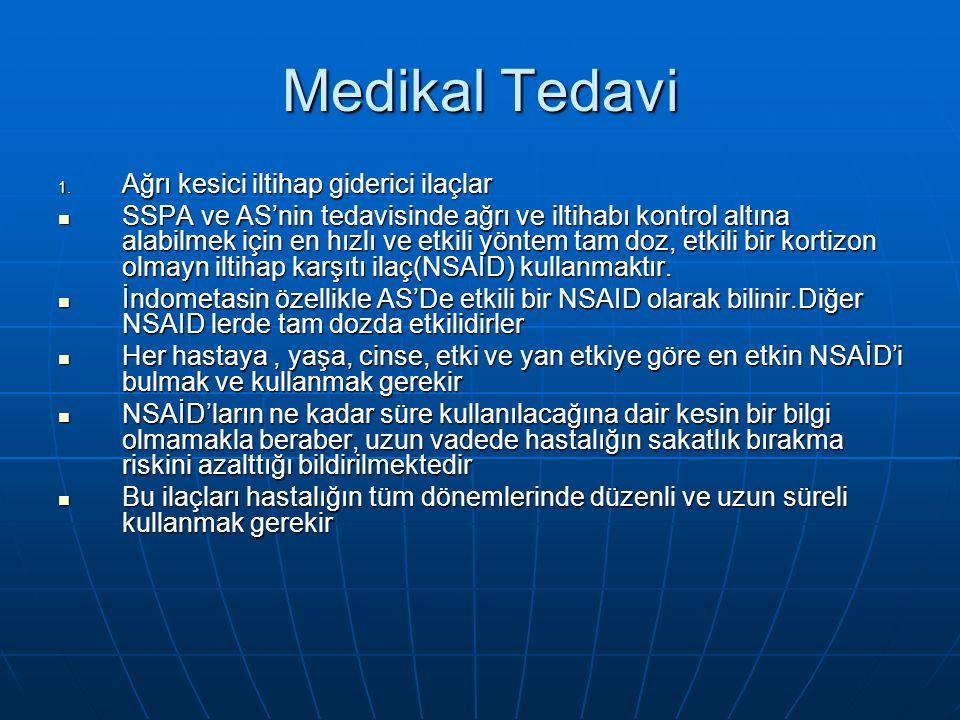 Medikal Tedavi 1.