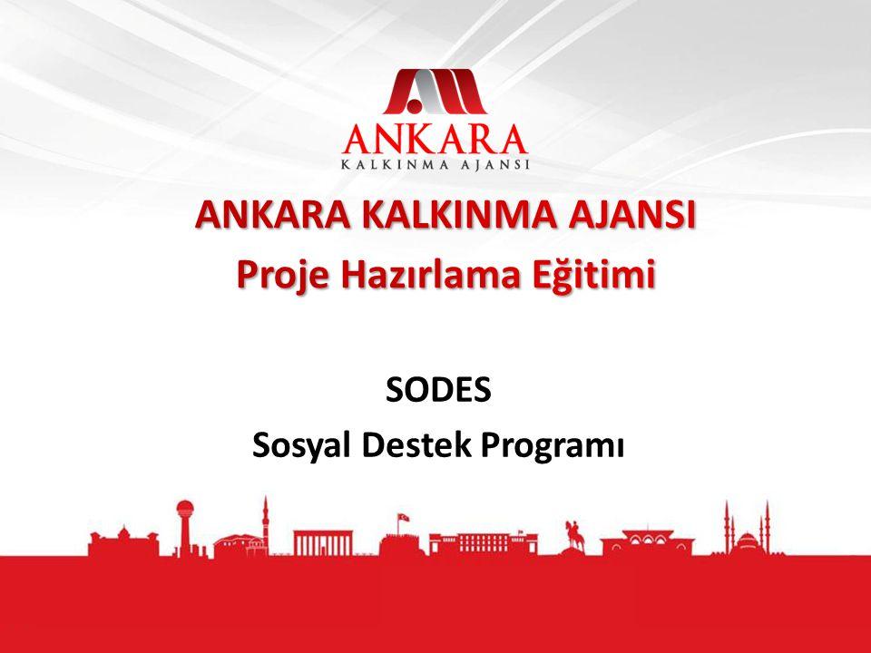 35 www.ankaraka.org.tr 12 01.10.2015 c- Kültür, Sanat ve Spor Projeleri  Toplumun ihtiyaç duyduğu kültürel, sanatsal ve sportif faaliyetlerin geliştirilmesi  Özellikle çocukların ve gençlerin bu tür faaliyetlerden yararlandırılması ve yönlendirilmesi