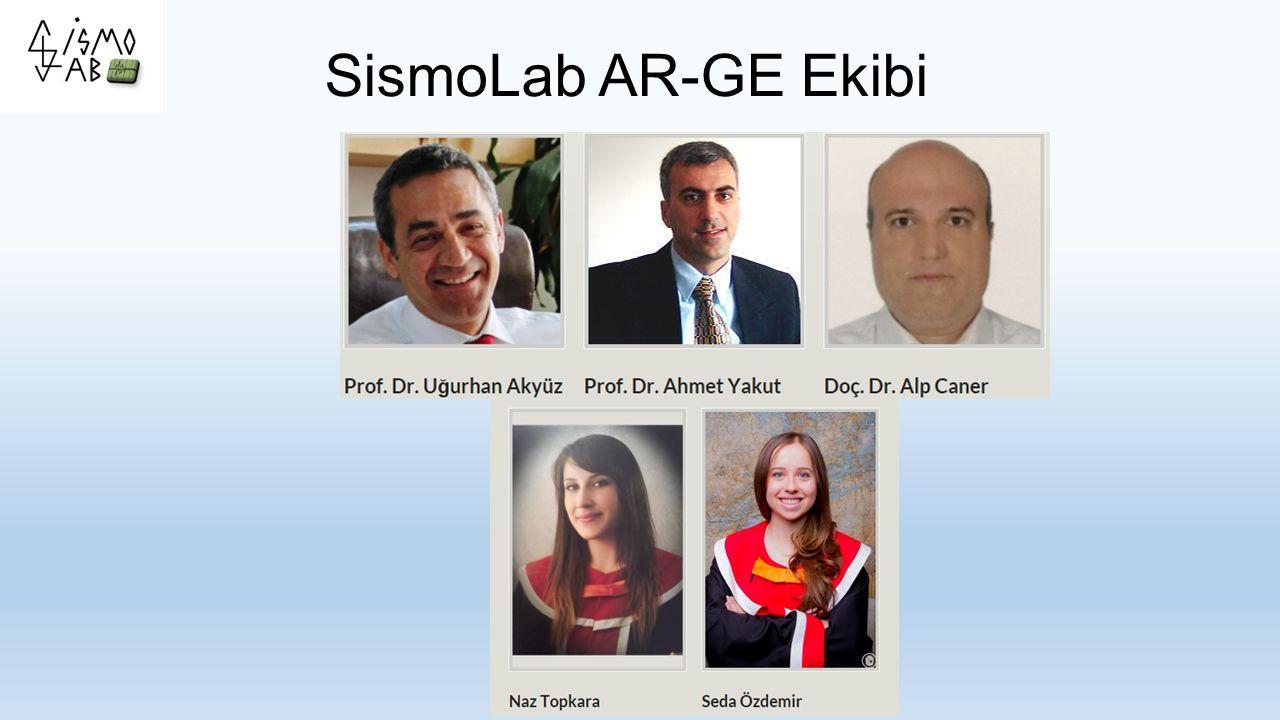 SismoLab AR-GE Ekibi