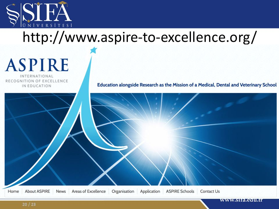 http://www.aspire-to-excellence.org/ / 2320