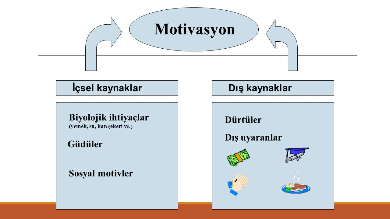 10 Motivasyon (Güdüleme) nedir .