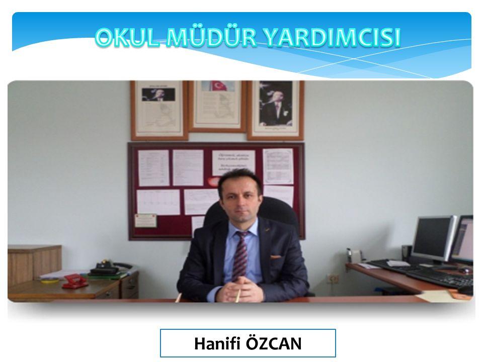 Hanifi ÖZCAN