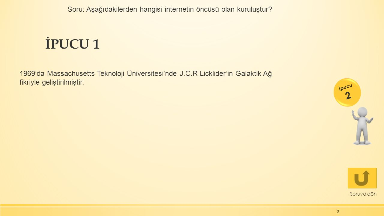 İPUCU 2 76 Soruya dön Bloglar bloğu oluşturan kişinin duygu, görüş ve bilgilerini vb.