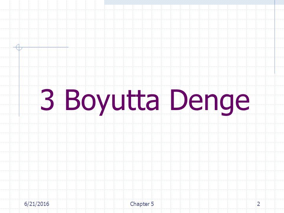 6/21/2016Chapter 52 3 Boyutta Denge