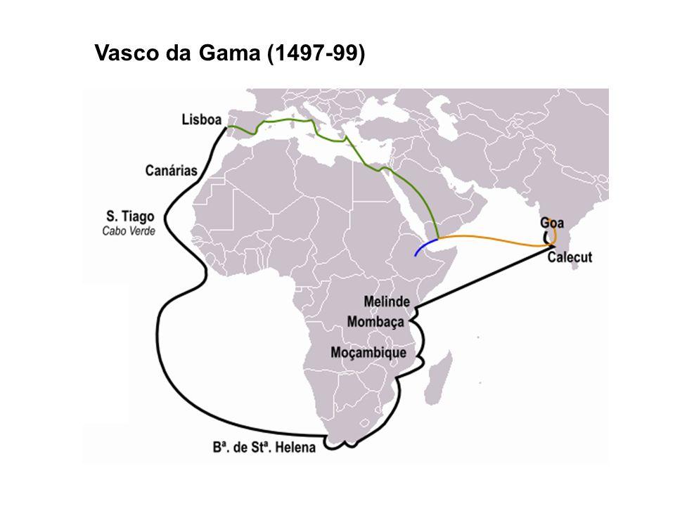 Vasco da Gama (1497-99)