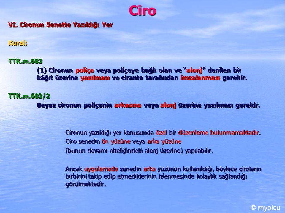 Ciro VI.