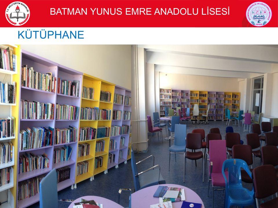 YURT İMKANI 5 Okulun hemen yanında bulunan Ahmedi Hani Anadolu İmam Hatip Lisesi Kız ve Erkek öğrenci yurtlarında uygun bulunan öğrencilere yurtta kalma imkanı sağlanmaktadır.