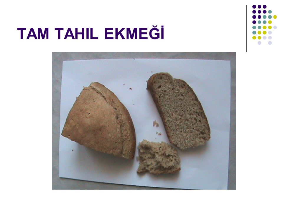 TAM TAHIL EKMEĞİ