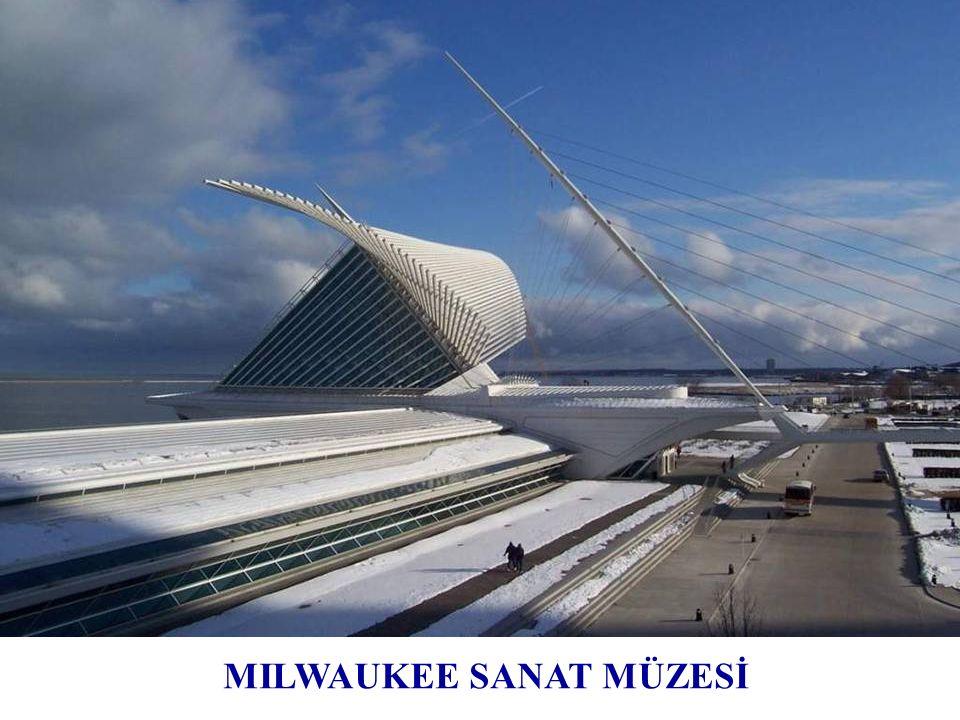 Milwaukee Sanat Müzesi Wisconsin, 1994 ÷ 2001