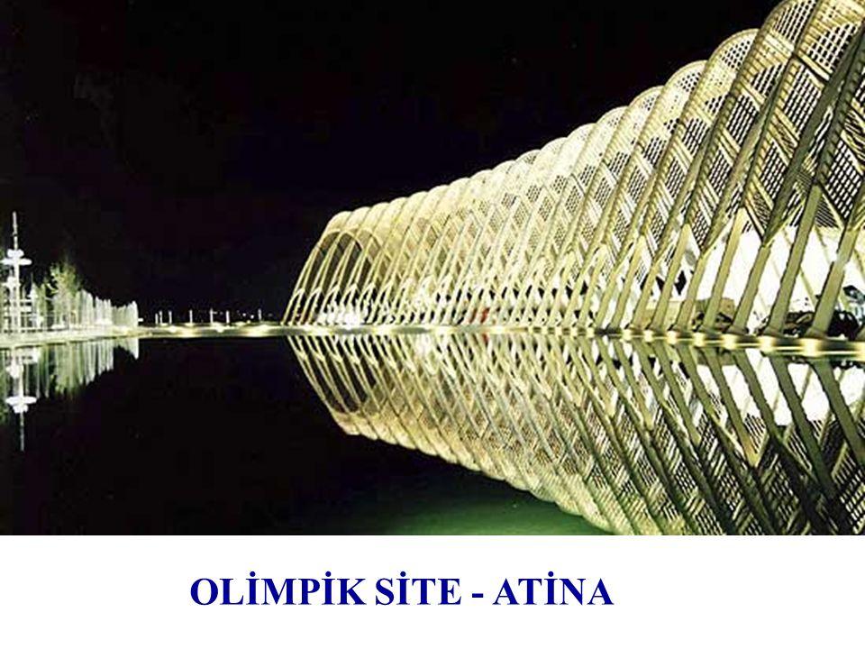Atina Uluslar Alanı - 2004
