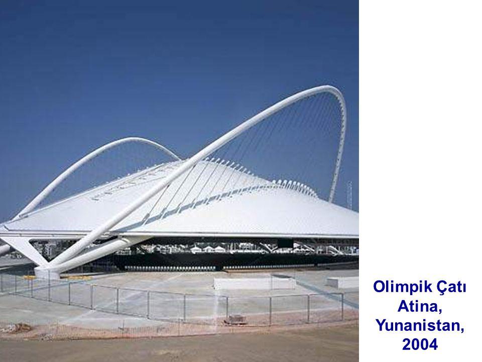Olimpik çatı Atina, Yunanistan, 2004