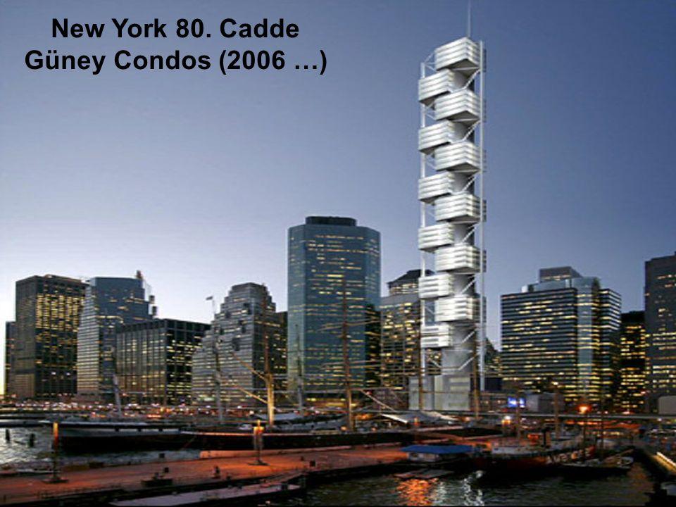 New York Ticaret Merkezi (2006 …) 22 Ocak 2004, Santiago Calatrava yepyeni bir konseptle işe koyuldu…