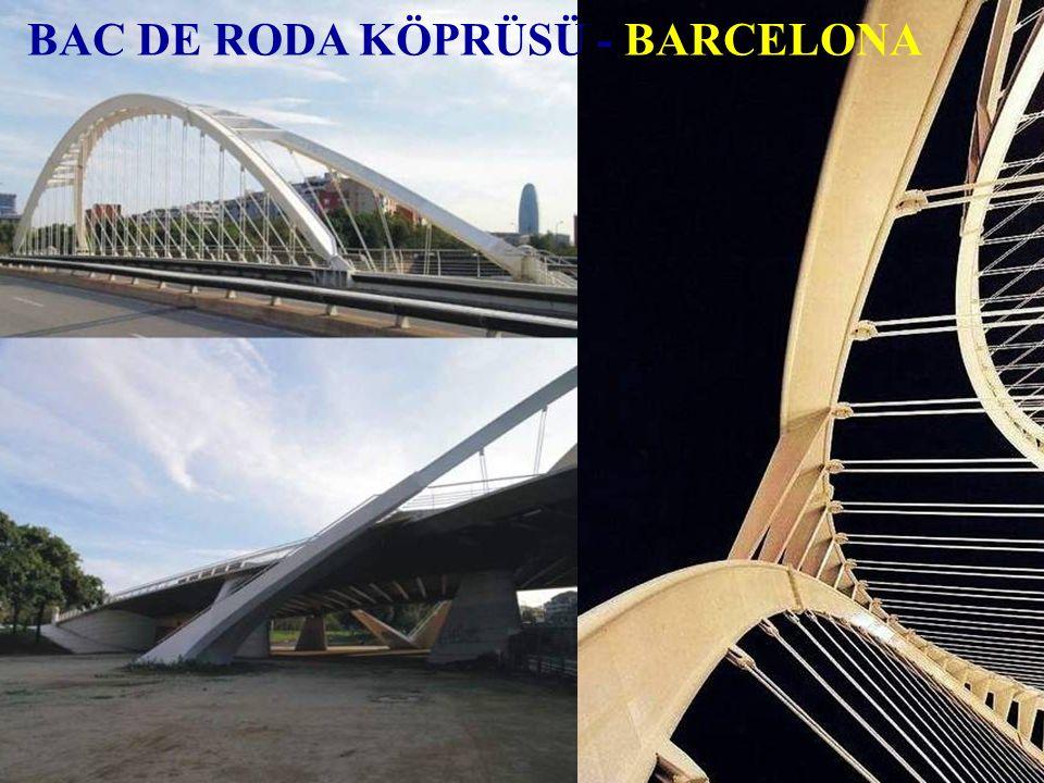 İLETİŞİM KULESİ - BARCELONA