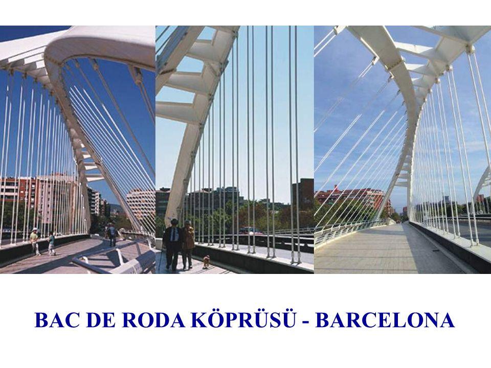 BAC DE RODA KÖPRÜSÜ - BARCELONA