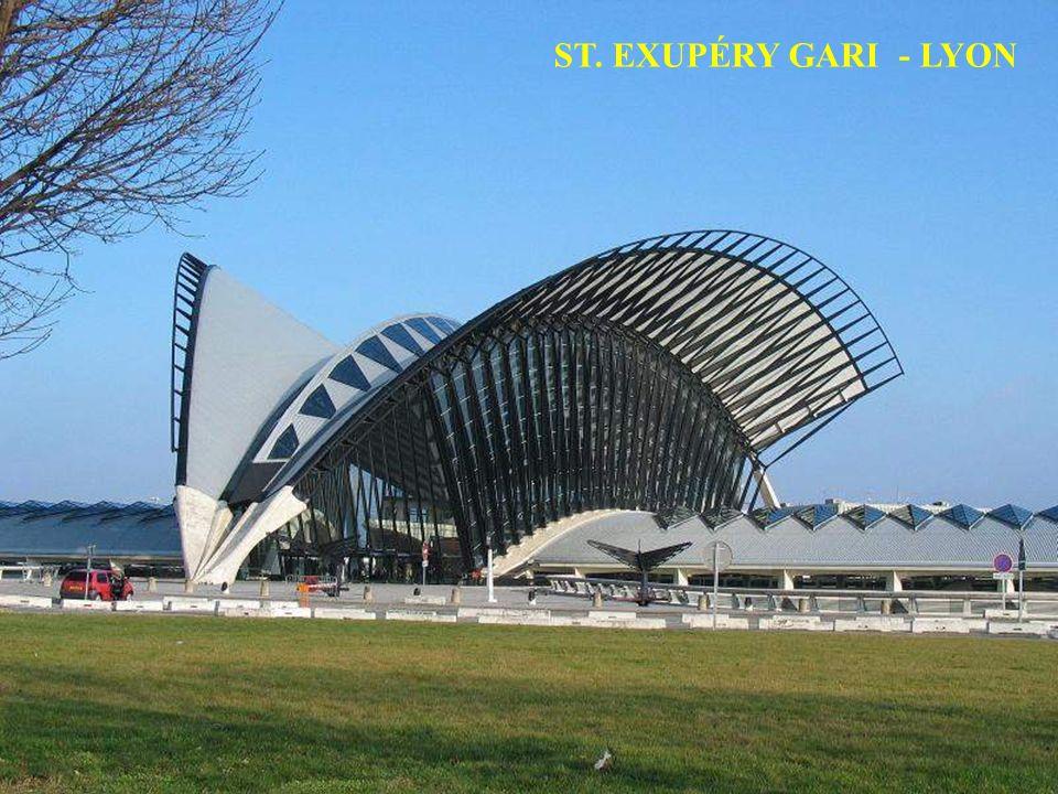 ST. EXUPÉRY GARI - LYON