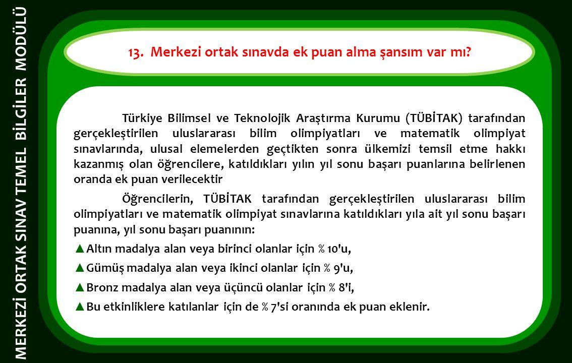 Türkiye Bilimsel ve Teknolojik Araştırma Kurumu (TÜBİTAK) tarafından gerçekleştirilen uluslararası bilim olimpiyatları ve matematik olimpiyat sınavlar