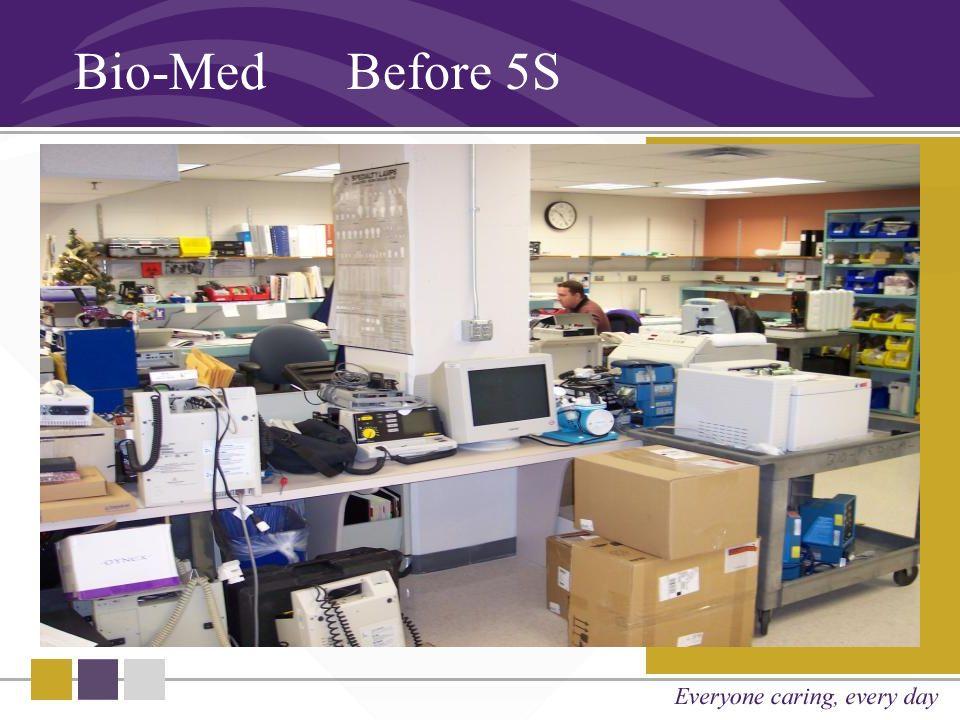 Bio-Med Before 5S