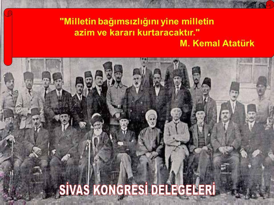 Anlamadıkları bir şey vardı: Atatürk 70 milyondu, 70 milyon Atatürk'tü; Atatürk Cumhuriyet'ti, Cumhuriyet Atatürk; Atatürk Aydınlanma Devrimi idi, Aydınlanma Devrimi Atatürk; Atatürk'ün karakteri bağımsızlık tı, bağımsızlığın karakteri Atatürk'tü… İşte bunu anlayamadılar.