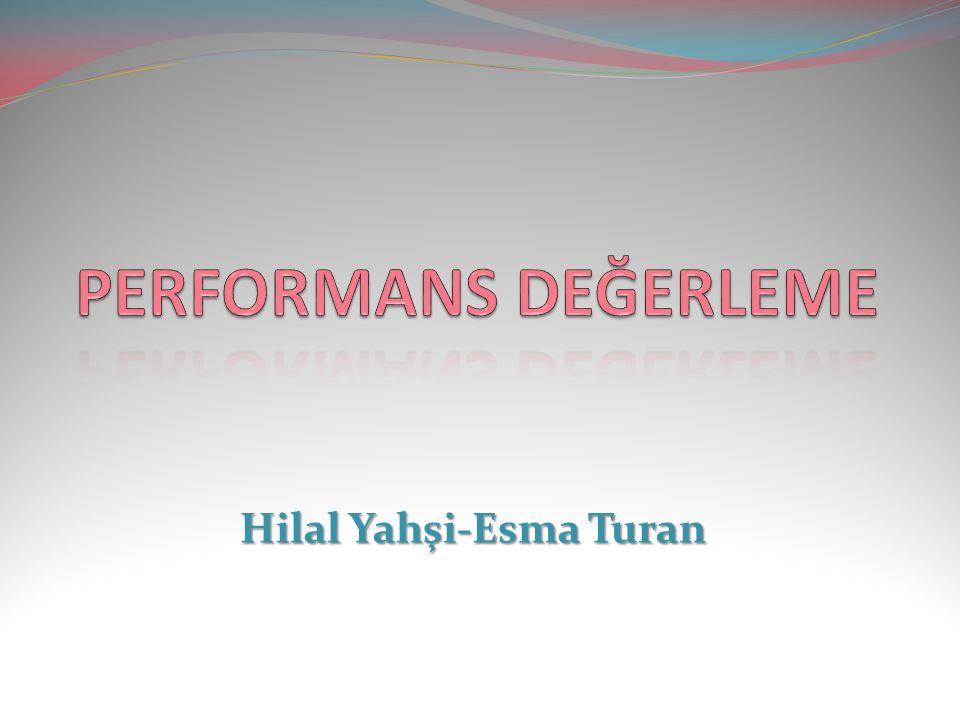 Hilal Yahşi-Esma Turan