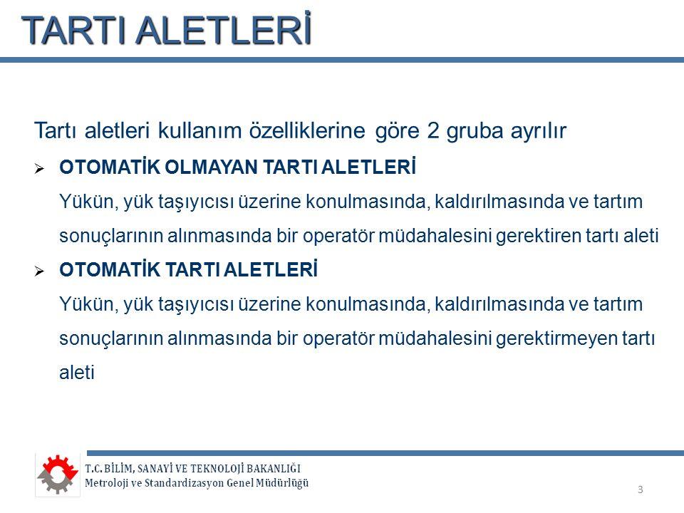 TARTI ALETLERİ 4