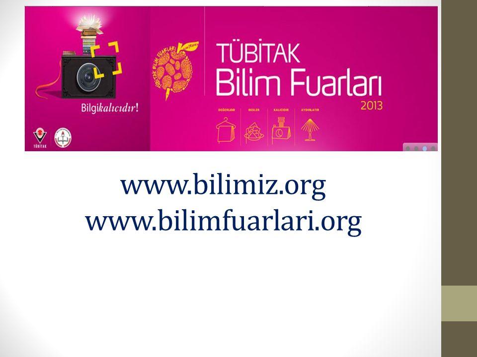 www.bilimiz.org www.bilimfuarlari.org