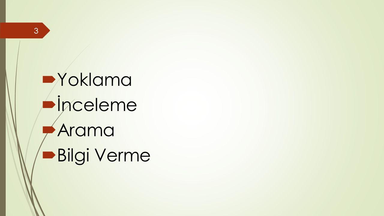 YOKLAMA( VUK m.