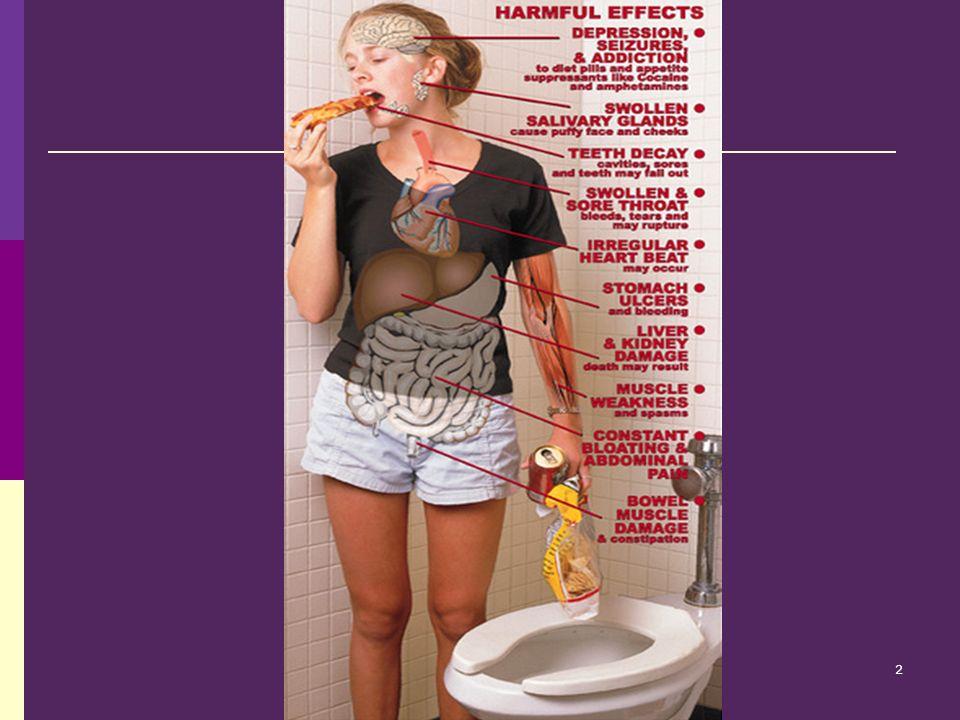 3  Anoreksiya ve bulimia nervoza,ortoreksiya  Psikolojik, biyolojik ve sosyokültürel değişkenlerin üzerine eklenen davranış belirtileridir.