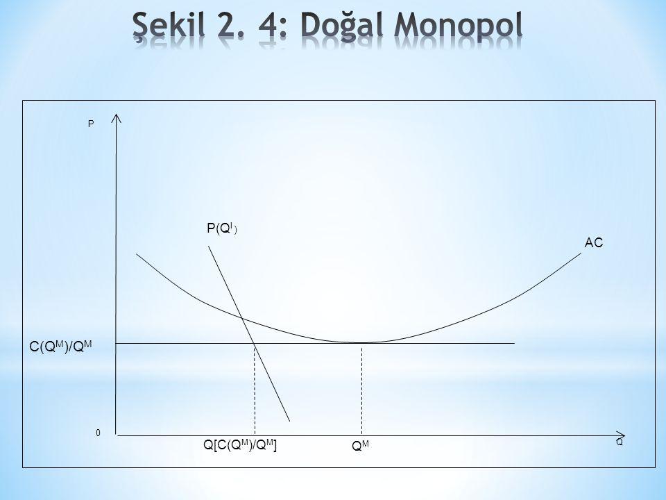 P(Q I ) Q[C(Q M )/Q M ] QMQM P Q AC C(Q M )/Q M 0