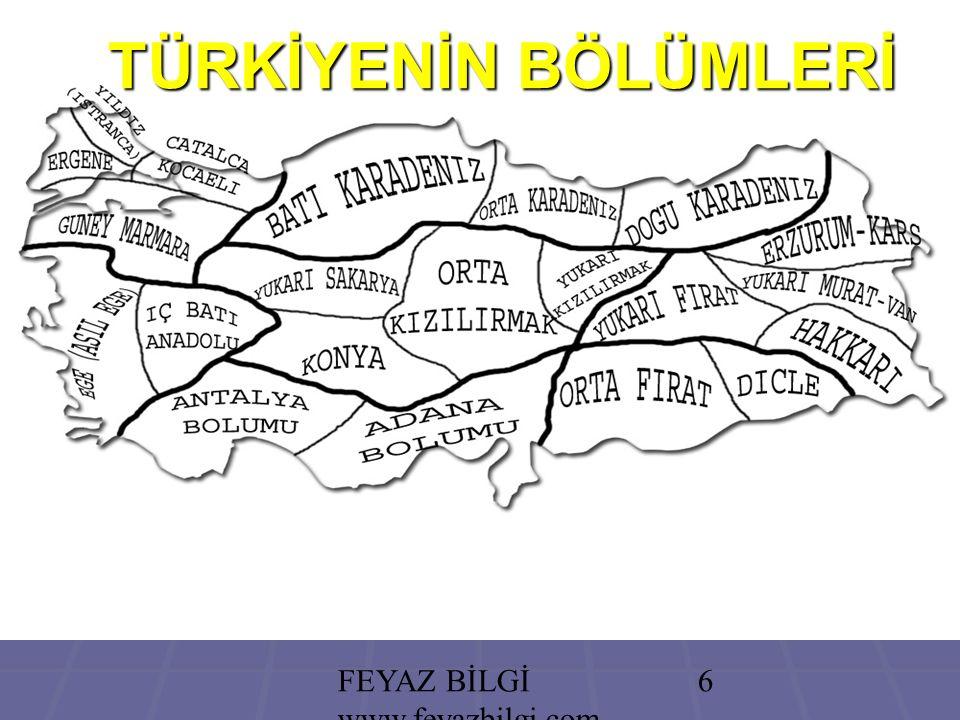 FEYAZ BİLGİ www.feyazbilgi.com 5