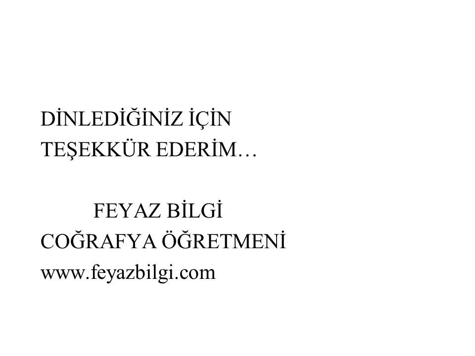 FEYAZ BİLGİ www.feyazbilgi.com S7.