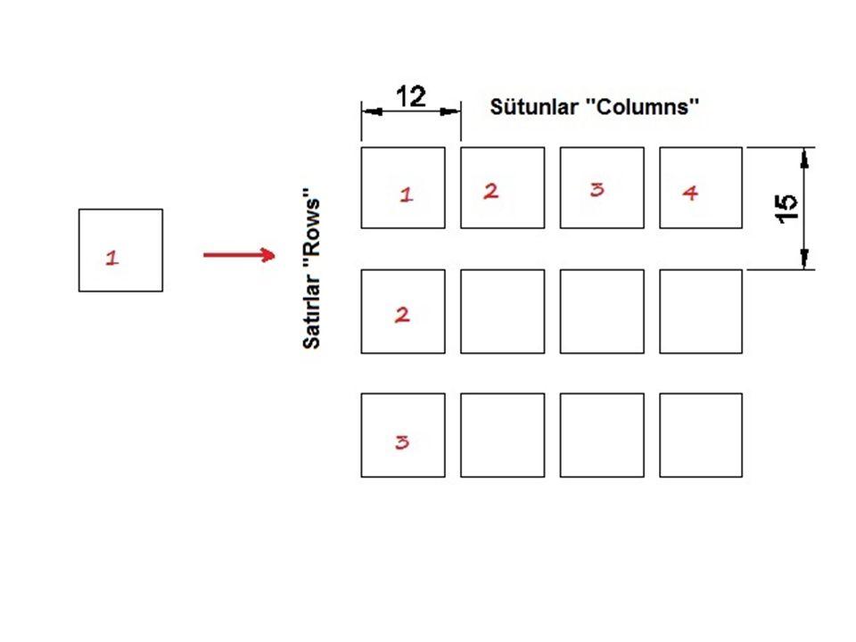 Rectangular array Polar array Path array