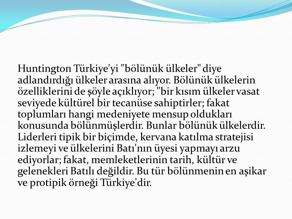 Türkiye nin 20.asrın sonlarındaki liderleri, M.