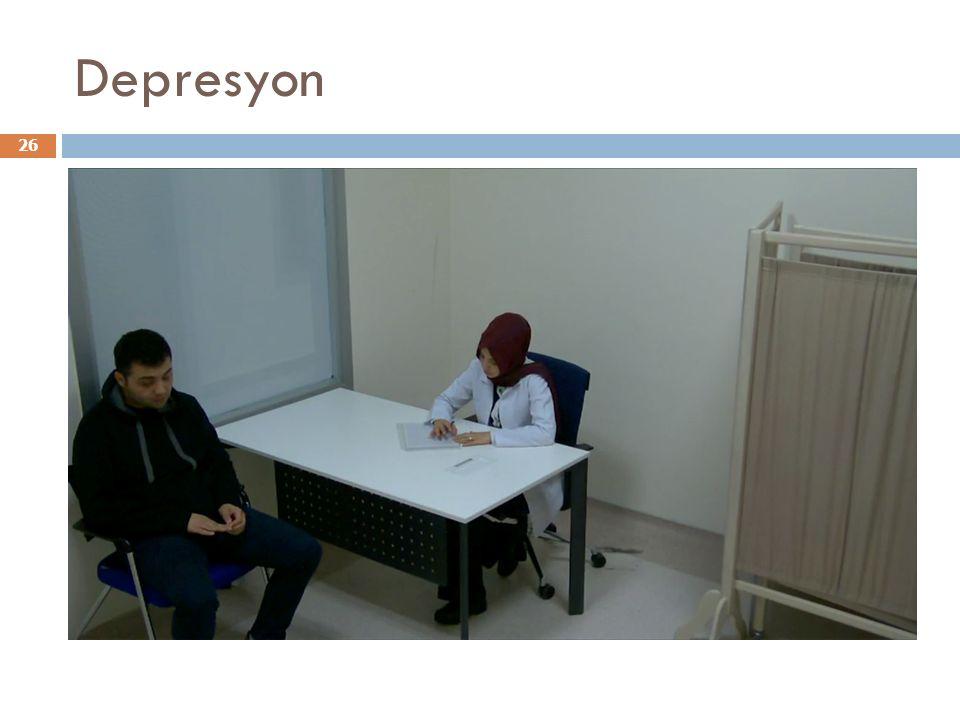 Depresyon 26