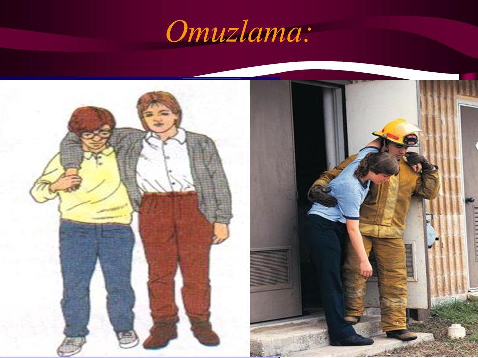 Omuzlama: