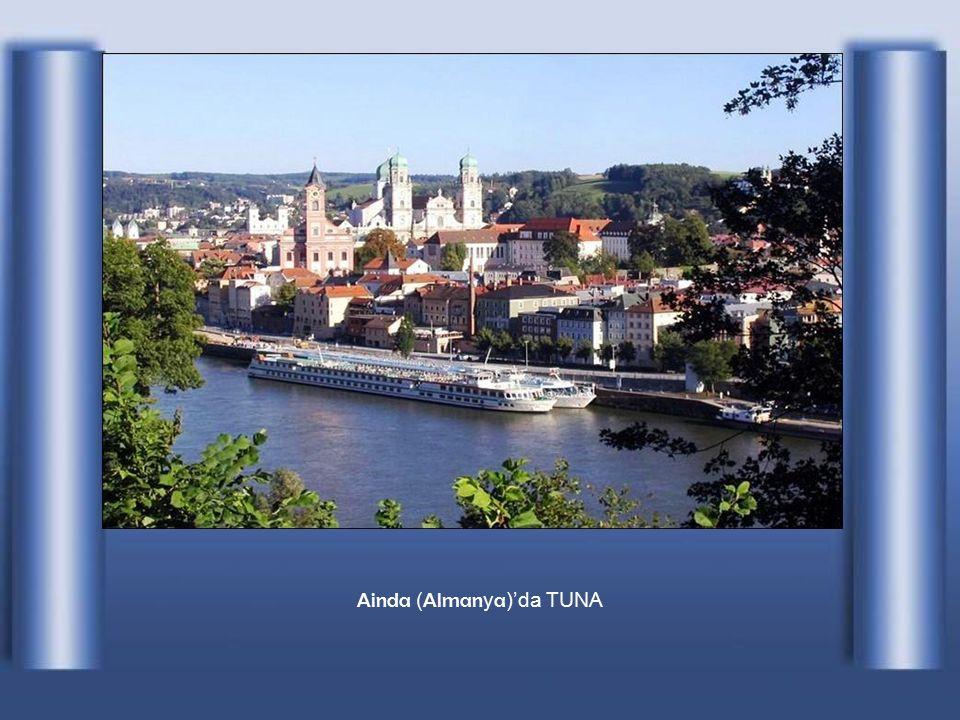 Regensburg (A l man y a) 'da TUNA