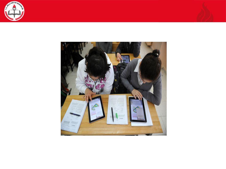 Öğrenme ortamlarında öğrenmeyi destekleyecek teknolojiyi kullanır Neler yapılabilir.