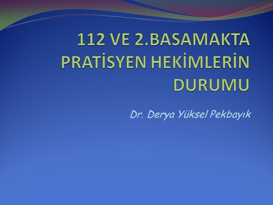 Dr. Derya Yüksel Pekbayık