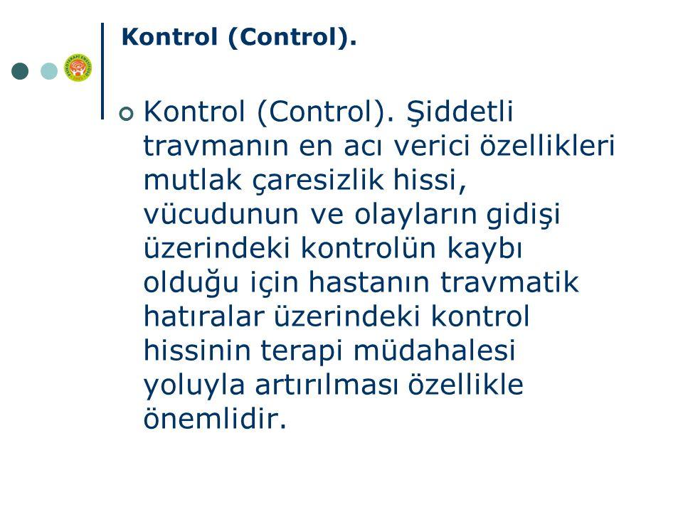 Kontrol (Control). Kontrol (Control).