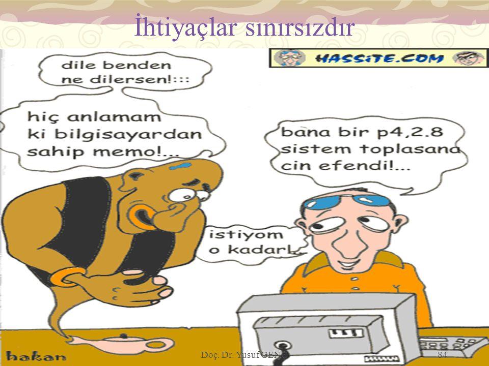 Doç. Dr. Yusuf GENÇ83 Biçimsel Olmayan İletişim Kanalları Bununla birlikte dezavantajları ise şu şekilde sıralanabilir: Bu kanaldan akan bilgiler güve