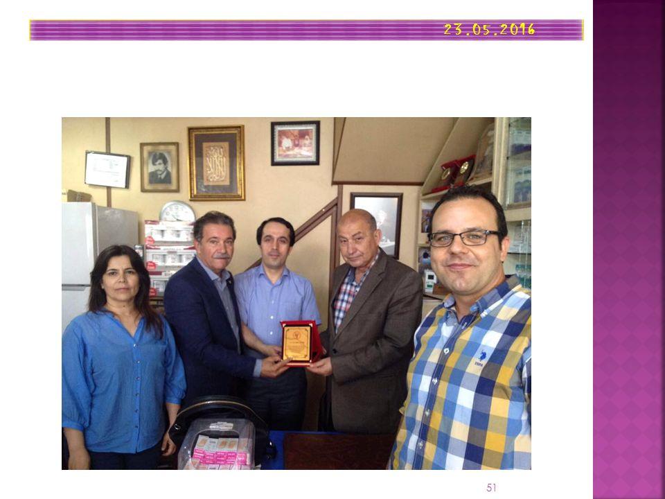  26-27-28 Mayıs 2016 Yönetim Kurulumuz İzmir 40.Dönem 1.