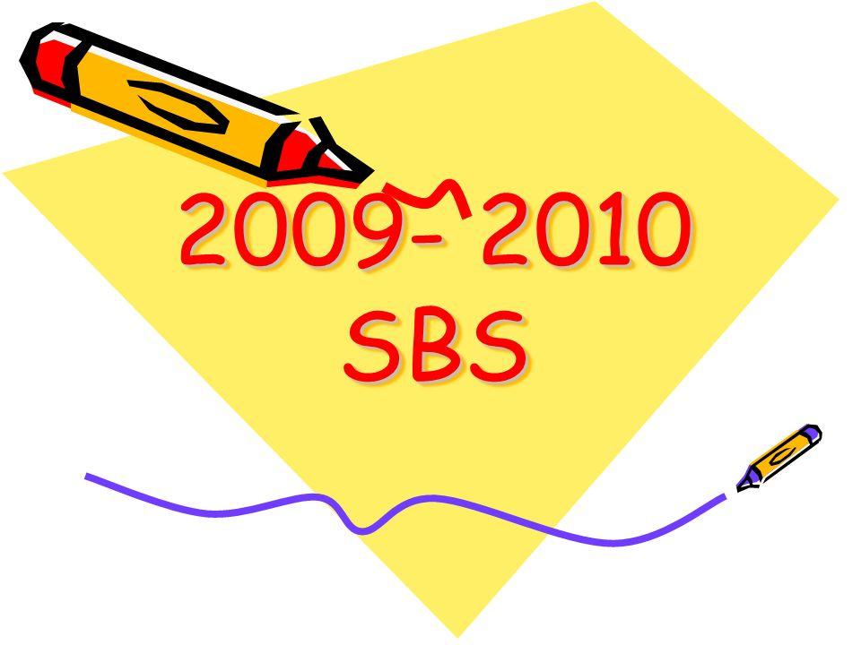 2009- 2010 SBS