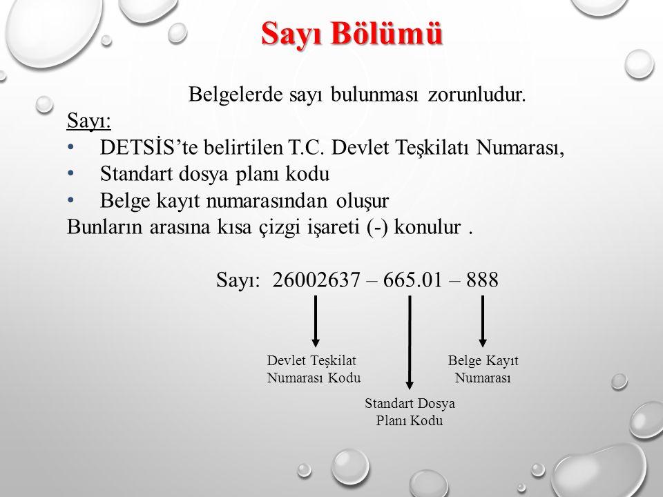 Metin Bölümü Metin Bölümü Belge, Türk Dil Kurumu tarafından hazırlanan Yazım Kılavuzu ve Türkçe Sözlük esas alınarak dil bilgisi kurallarına göre anlamlı ve özlü olarak yazılır.