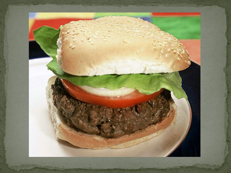 1.Fast food ürünlerindeki yağın çoğu hayvansal kaynaklı olup, çoğunlukla doymuş yağ asidi içerir.