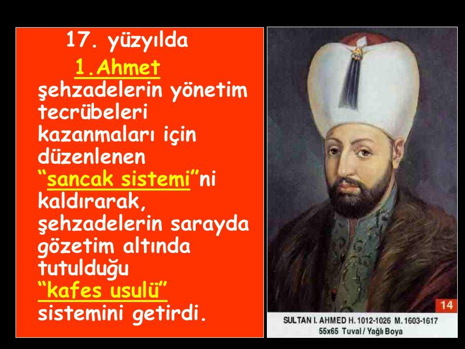 16. yüzyılda (1517) halifeliğin Osmanlı'ya geçmesiyle devlet teokratik nitelik kazandı.